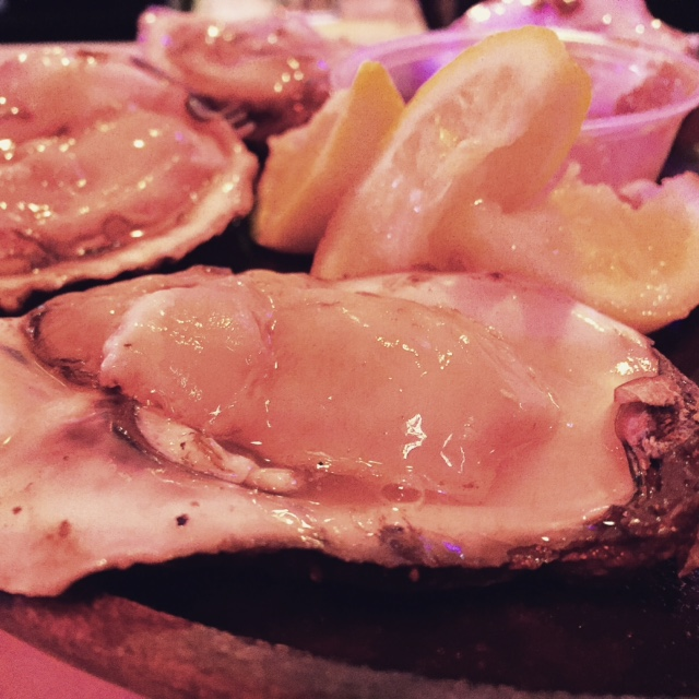 Oysters at Acme Oyster House. So good.