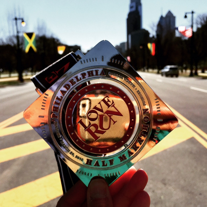 Philly Love Run = 8/50