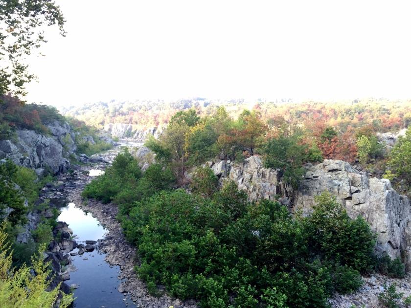 7 a.m. view