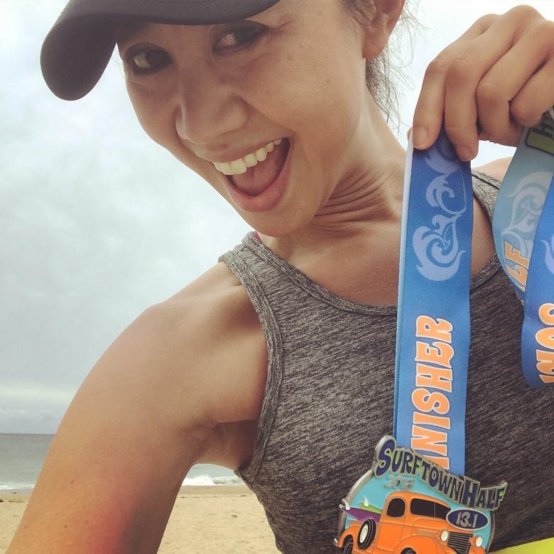 State #25 - Westerly, Rhode Island for the Surftown Half Marathon